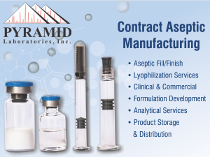 Contract Aseptic Manufacturing