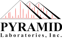 Pyramid Laboratories, Inc. Sticky Logo